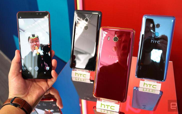 HTC U11 Eyes' dual cameras bring bokeh to your selfies