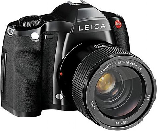 Leica S2 DSLR hitting UK scene in October for eye-opening $26,165 without lens
