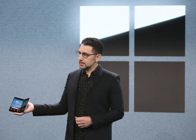 Microsoft is merging its Windows and hardware teams
