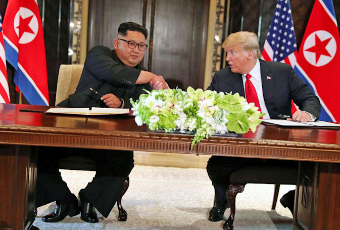 The scary truths about Trump's nuclear summit