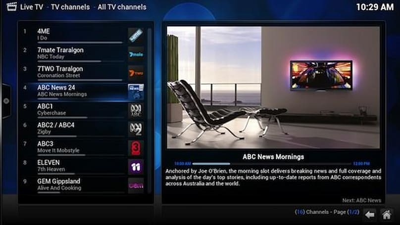 XBMC celebrates 10 years, latest build works in mainline PVR and Raspberry Pi support