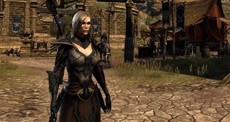 Elder Scrolls Online spotlights Dragonknight Healer build