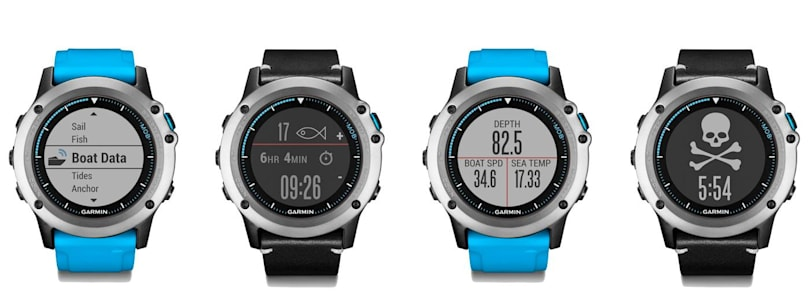 Garmin launches a fitness watch for watersports