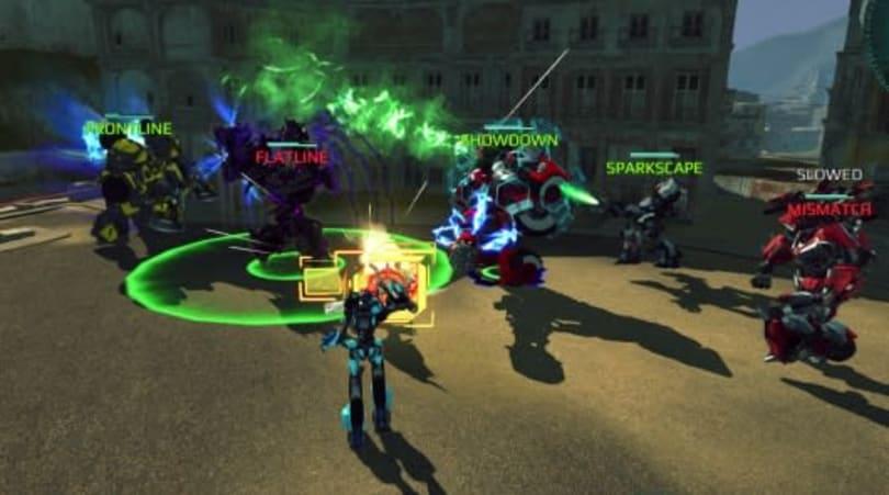 Transformers Universe demos its MOTA gameplay