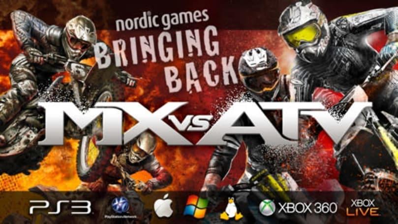 MX vs. ATV will ride again in first half of 2014