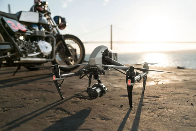 DJI's 6K drone camera is designed to make movies