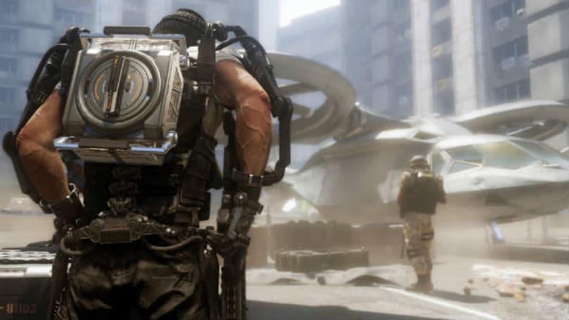 CoD: Advanced Warfare sees off big names to retain UK No. 1