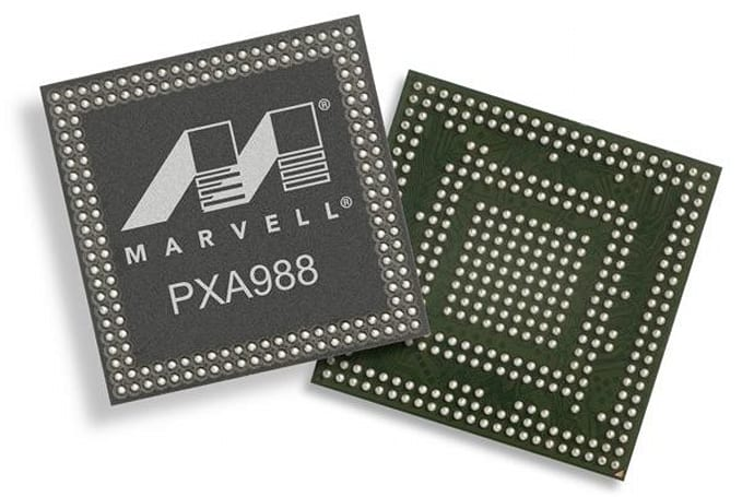 Marvell PXA988, PXA986 chips support 3G for China, the world without reinventing the wheel (or phone)