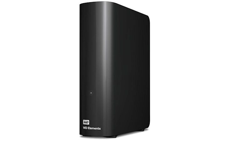 Save $65 on an 8TB Western Digital Elements external drive