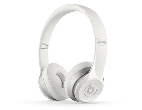Beats reveals a wireless version of its Solo2 on-ear headphones