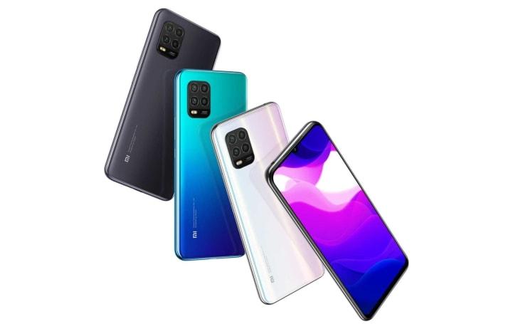 Xiaomi's Mi 10 Lite offers 5G for €349