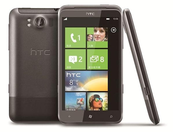 Microsoft exec says Windows Phone outselling iPhone in China