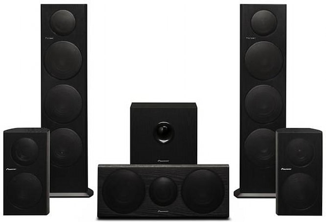 Pioneer shares affordable line of speakers, snobs sob