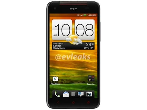 HTC Deluxe press render reportedly leaks, spreads Droid DNA worldwide
