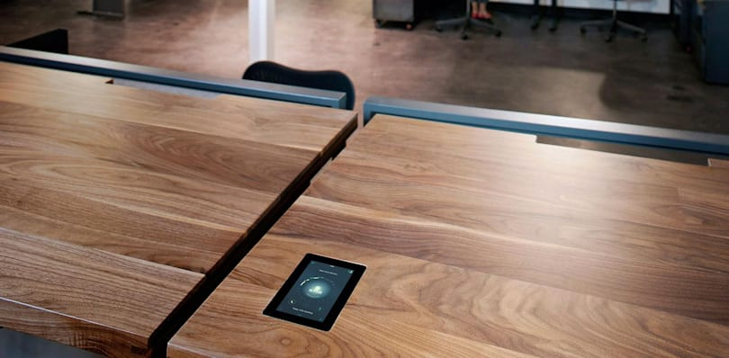 Stir now sells just the bases for its sit-stand desks