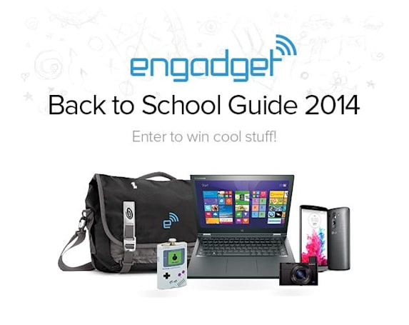You have one day left to enter our Back to School 2014 sweepstakes!