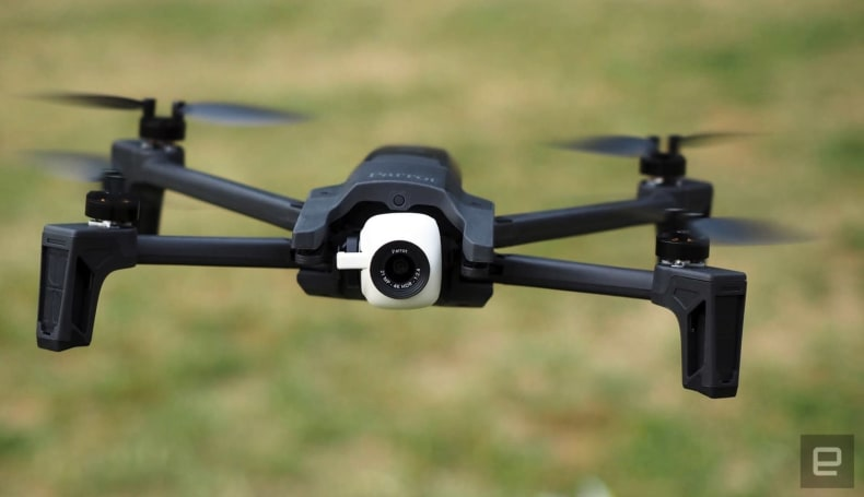 Parrot plans to retire its Mambo and Swing drones
