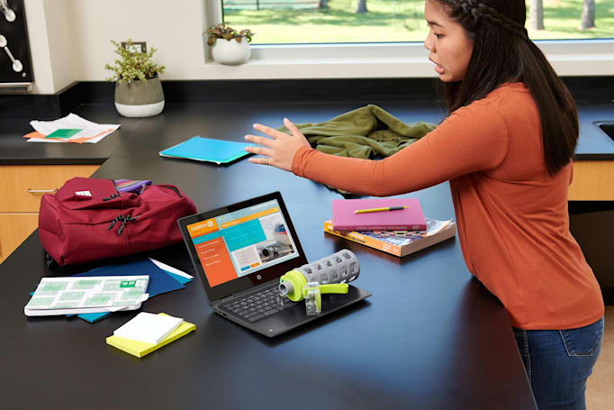 HP's latest Chromebooks for schools include more durable keyboards