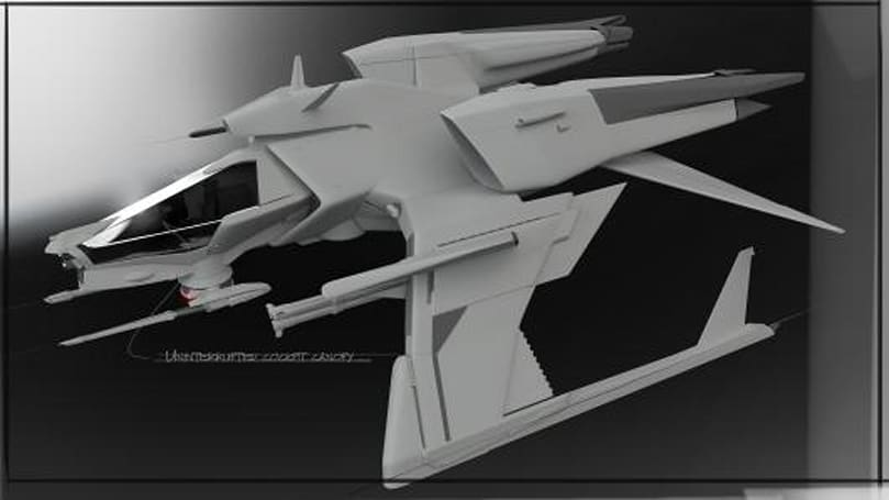 Star Citizen explains its ship design pipeline
