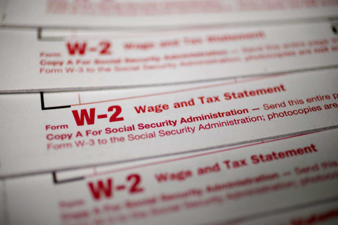 IRS warns that tax-related phishing scams are on the rise