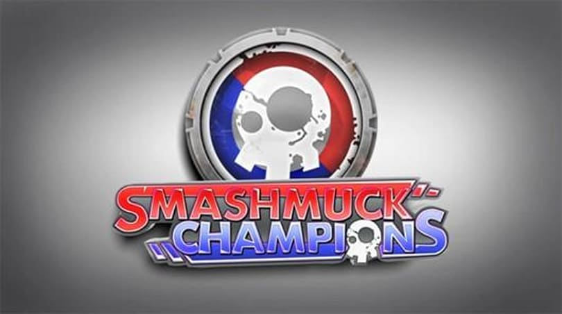 Smashmuck Champions has a new champ, arena, controller support