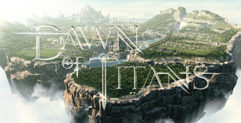 'Dawn of Titans' shrinks an epic strategy game onto your phone