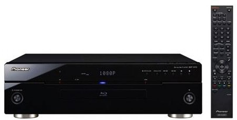 Pioneer joins the crowd, badges three Blu-ray players as DivX Certified