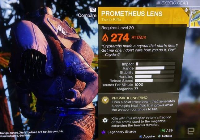 Bungie feeds 'Destiny 2' trolls a ridiculously overpowered gun