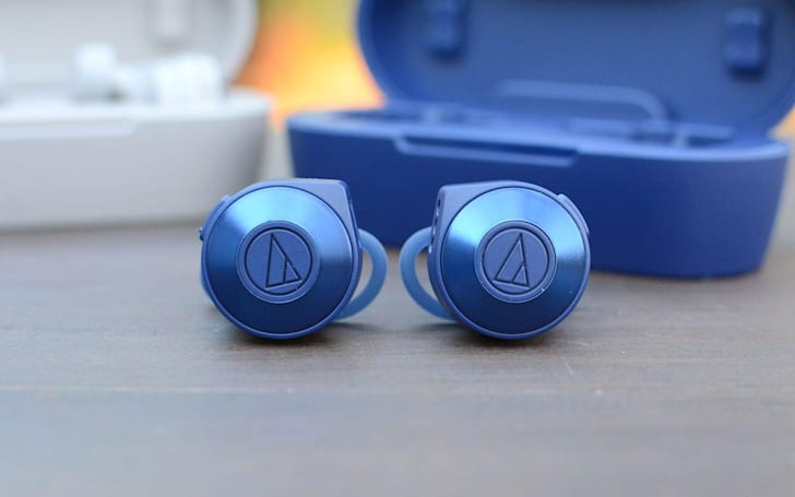 Audio-Technica ATH-CKS5TW review: Long battery life at a decent price
