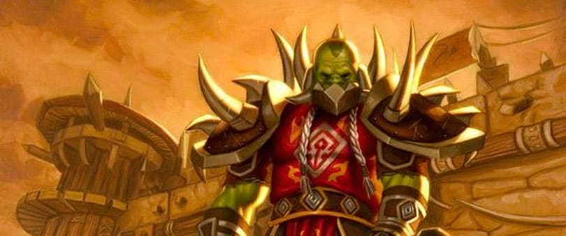 Warcraft as a whole: story balance between RTS and MMO