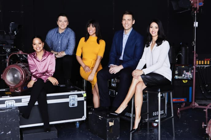 NBC News will host four short-form shows on Quibi