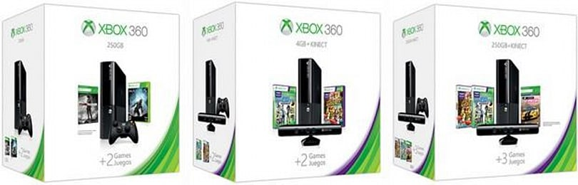 Microsoft unveils three Xbox 360 holiday bundles for Xbox One refuseniks