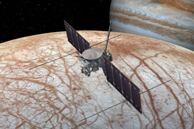 NASA confirms mission to Jupiter's moon Europa