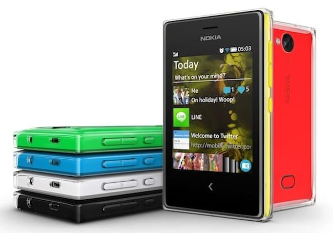 Nokia adds 500, 502 and 503 to its Asha lineup, starts at $69