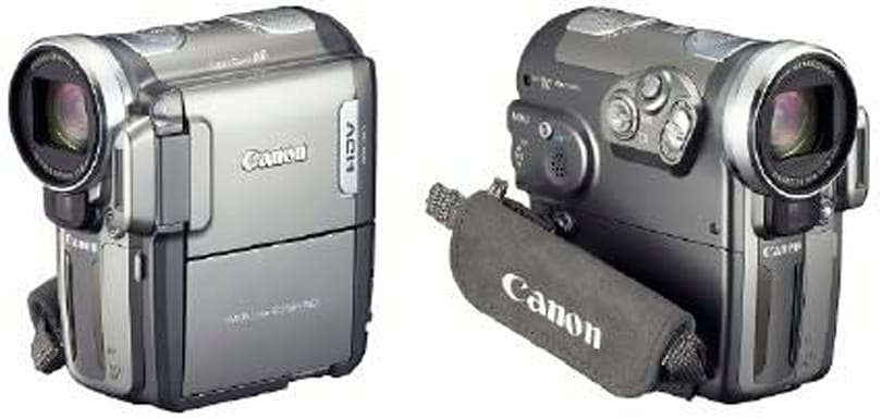 Canon's first consumer HD camcorder - iVIS HV10
