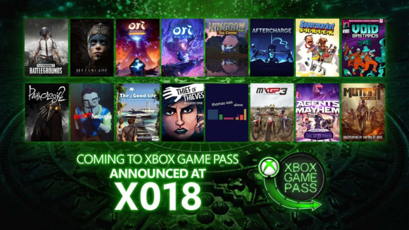 Xbox Game Pass adds 'PUBG' in time for the holidays
