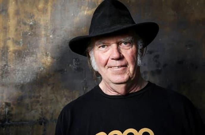 Neil Young book chronicles fight to improve digital music