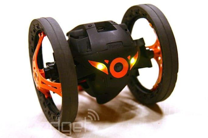 Parrot's two-wheeled MiniDrones to jump and fly into the US in August