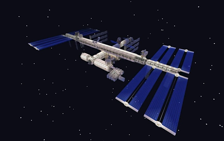 'Minecraft' takes students on a free tour of the ISS
