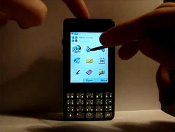 Sony Ericsson M610i may not be released, but it's reviewed