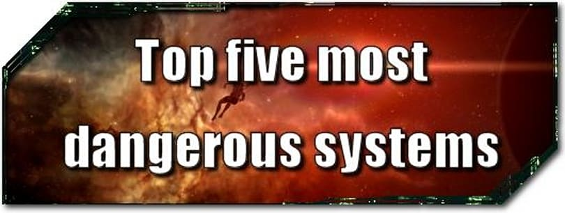 EVE Evolved: The top five most dangerous solar systems