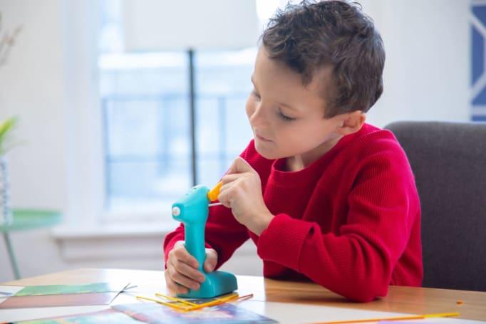 3Doodler's newest kit lets preschoolers 3D-print tiny toys