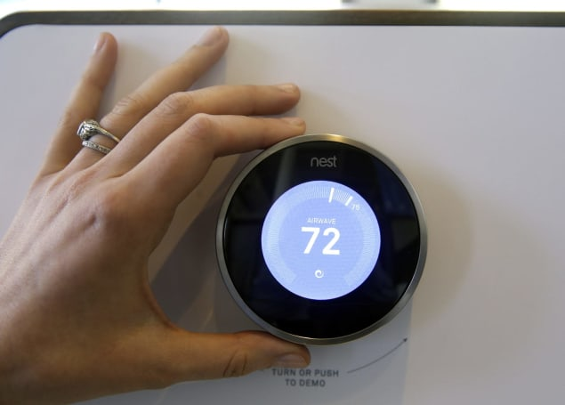 Control Nest thermostats with your Apple Watch