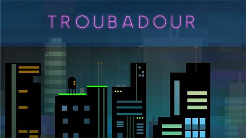 Eric Doty's Troubadour and the melancholy of growing up