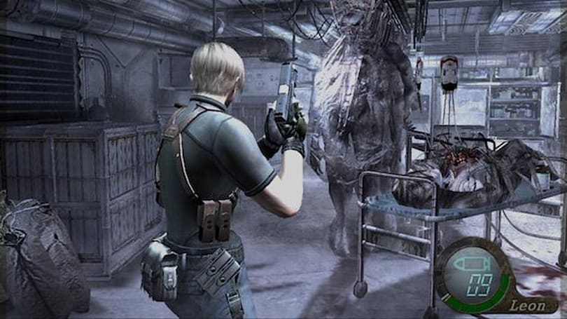 'Resident Evil 4' secretly adjusted its difficulty for you