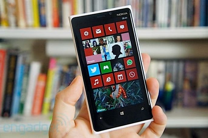 Nokia Lumia 920 review: Windows Phone 8 and (a little bit of) camera magic