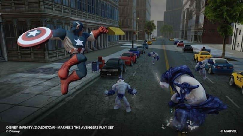 Pre-order Disney Infinity Marvel Super Heroes, get a free hero at select retailers
