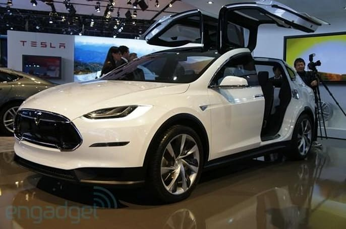 Tesla Model X delayed till late 2014 as company focuses on S series