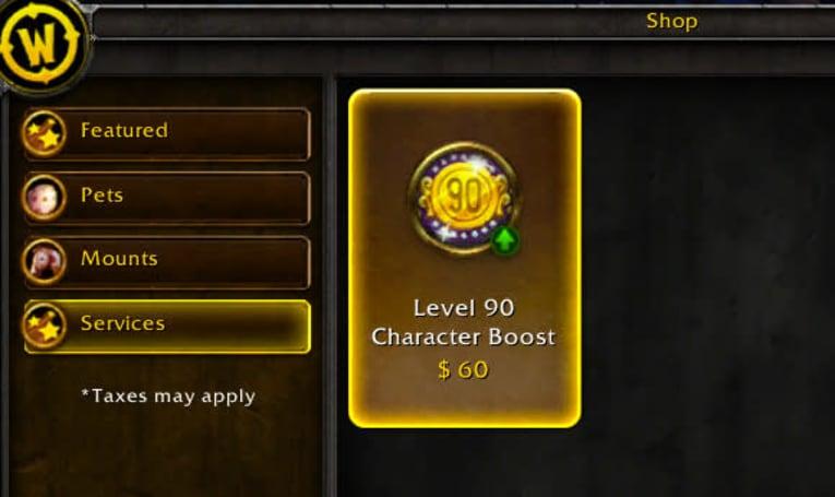 Ion Hazzikostas explains level 90 boost pricing