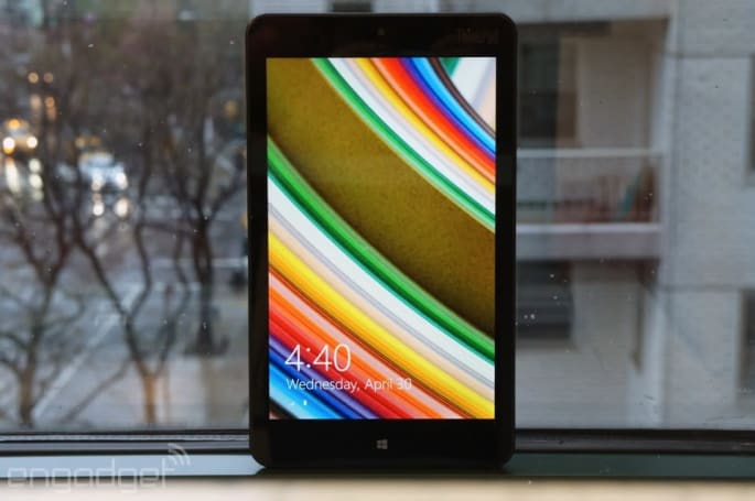 Lenovo ThinkPad 8 review: sharp screen, worst-in-class battery life